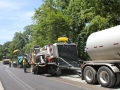 Asphalt Emulsion Tanker & Water Truck hooked up to Recycling Machine (6).JPG