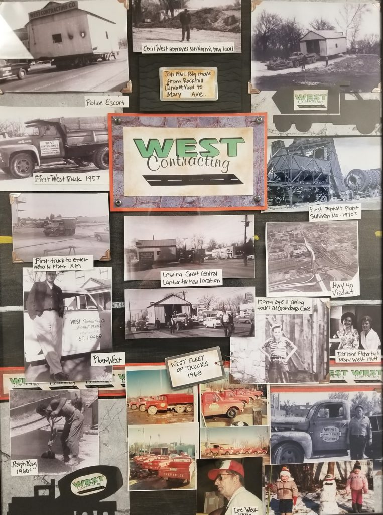 West Brothers Sullivan Mo >> About Us West Contracting