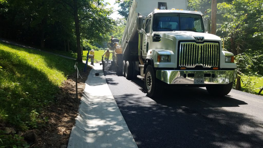 Hoene Springs – Private Road Construction