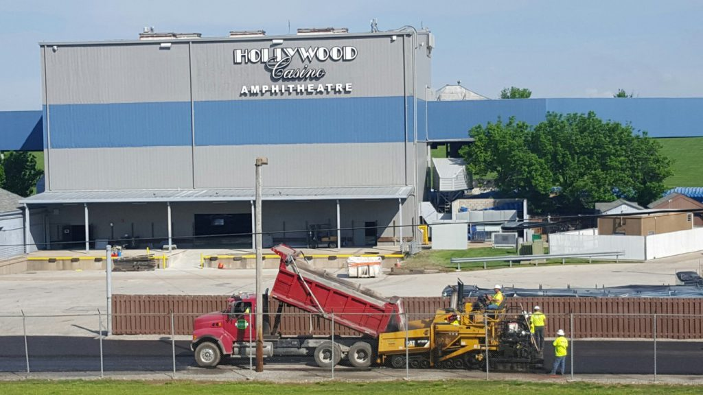Hollywood Casino – Ampitheatre Improvements